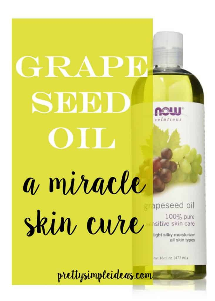 Grape Seed Oil: A Miracle Skin Cure