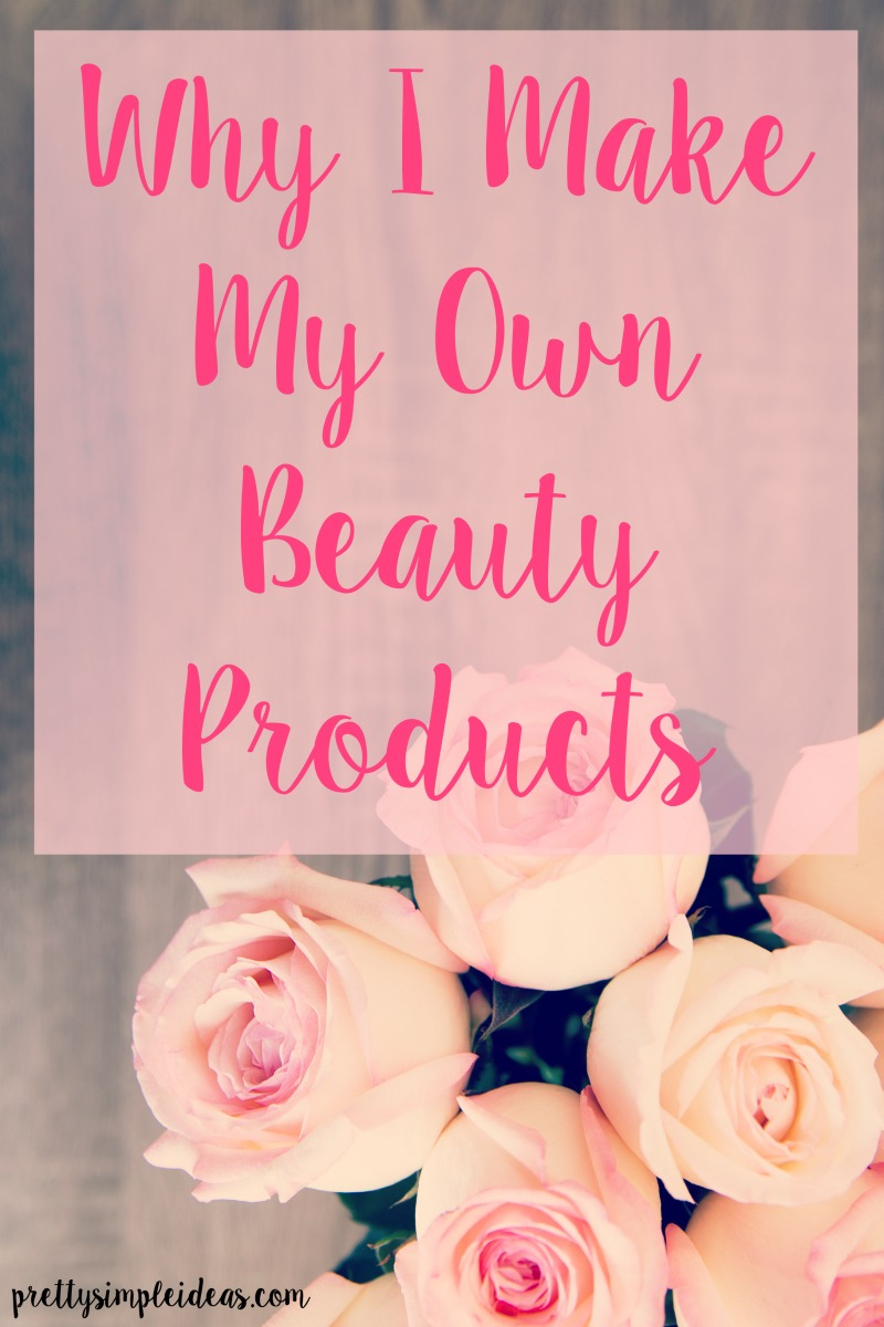 make own beauty products
