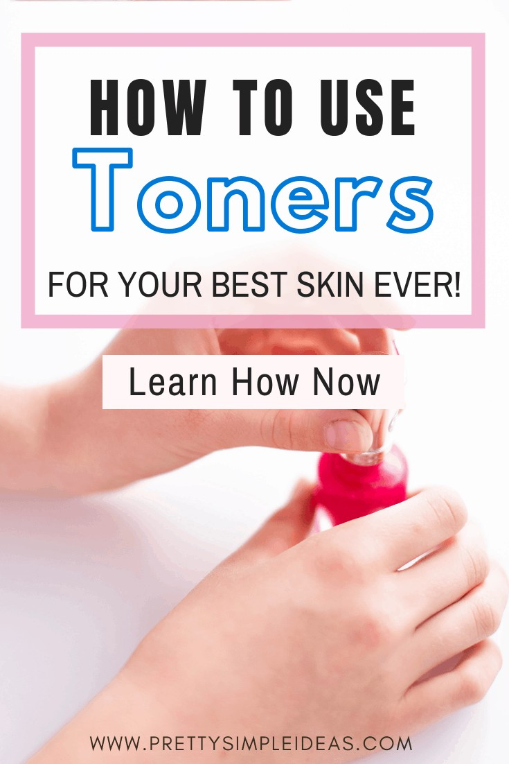 HOW TO USE TONERS FOR YOUR BEST SKIN _ BENEFITS _ WITCH HAZEL