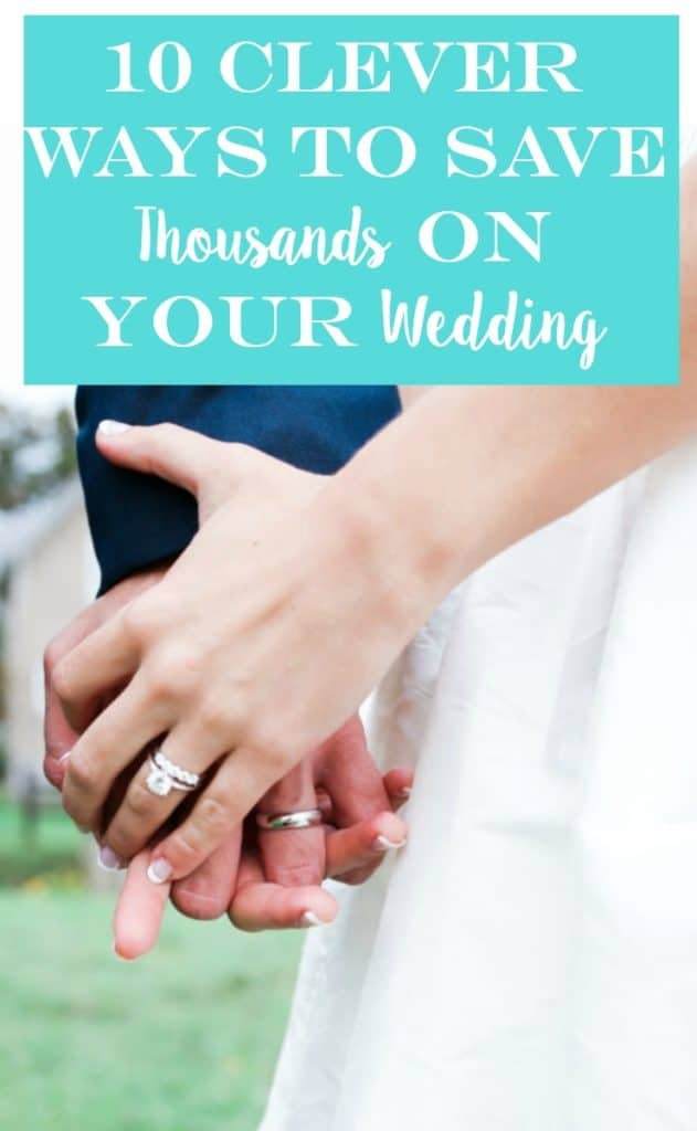 10 Clever Ways To Save Money on a Wedding | Pretty Simple Ideas