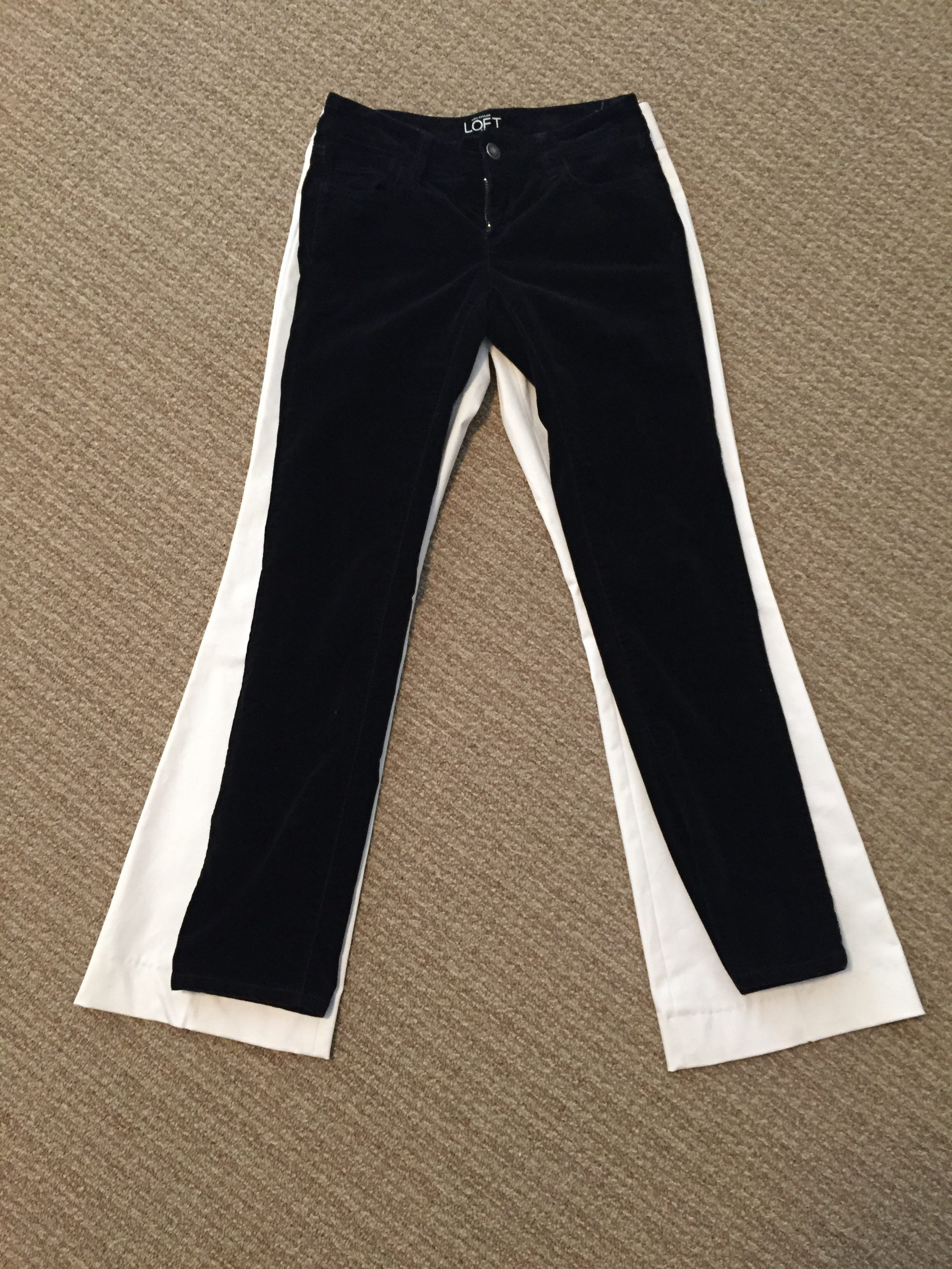 tailor your own pants