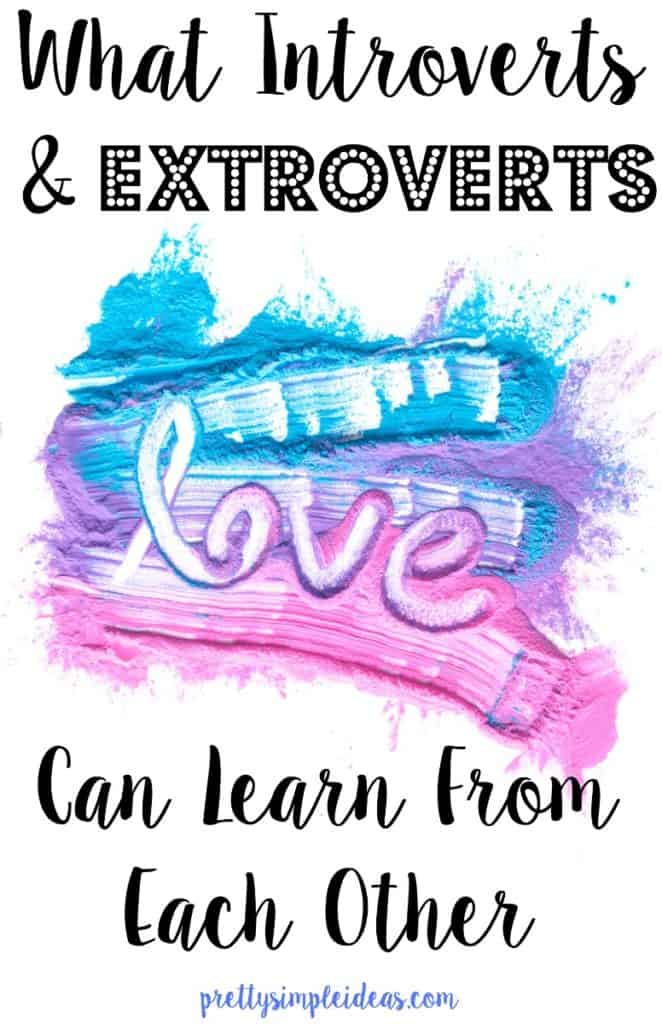 What Introverts & Extroverts Can Learn from Each Other in the Church