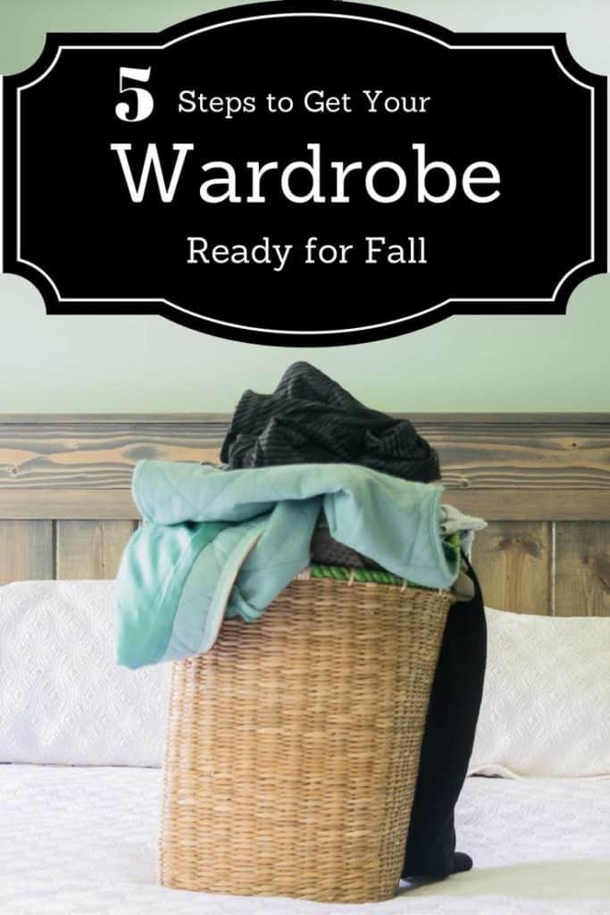 wardrobe fall