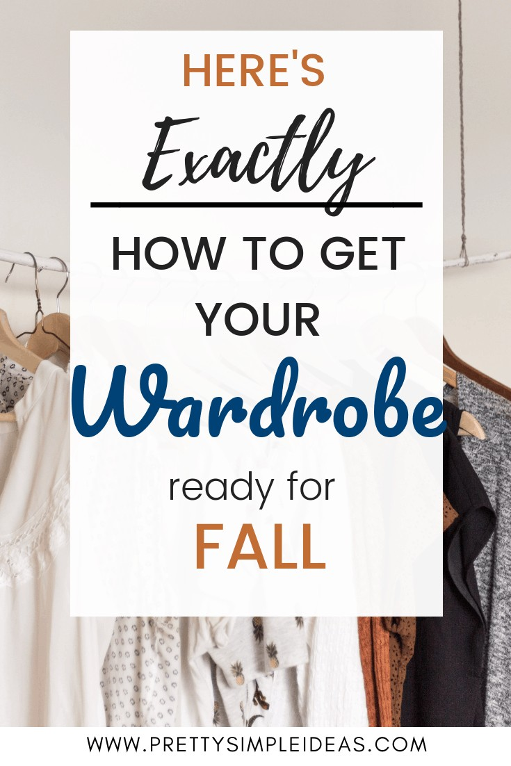 How to Get your wardrobe ready for fall _ fall fashion _ fall wardrobe outfits