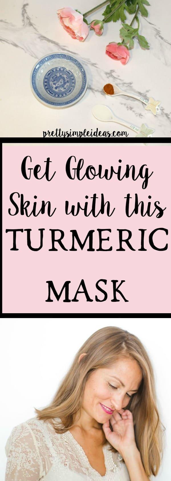 Turmeric Mask | DIY