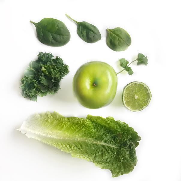 Green Juice for Healthy Skin & Hair
