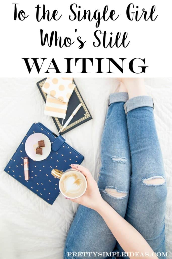 single and waiting