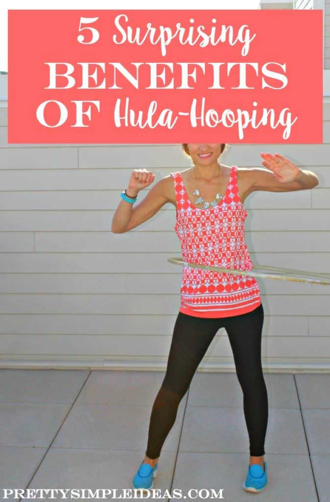 5 Surprising Hula-Hooping Benefits
