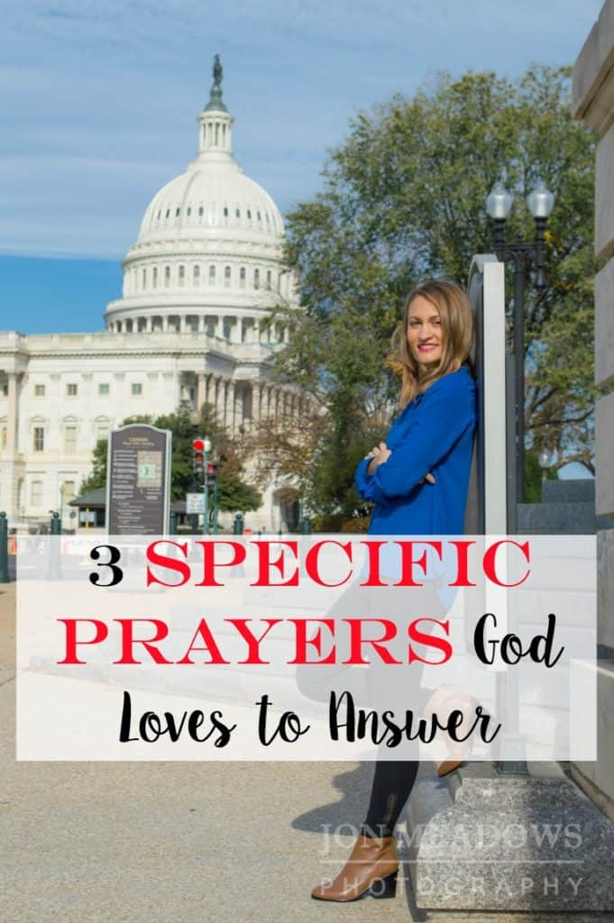 3 Times God Answered Specific Prayer in My Life
