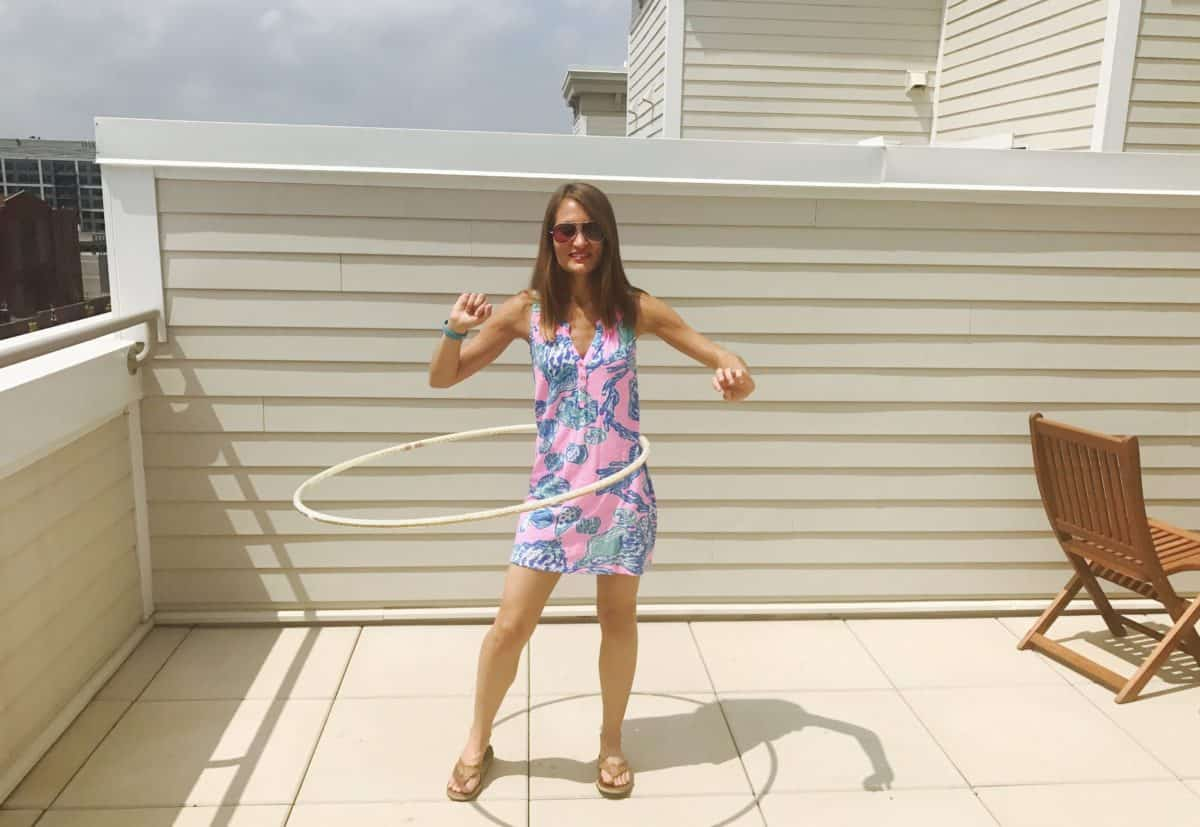 5 Surprising Hula-Hooping Benefits (+ Tips To Get You Started!)
