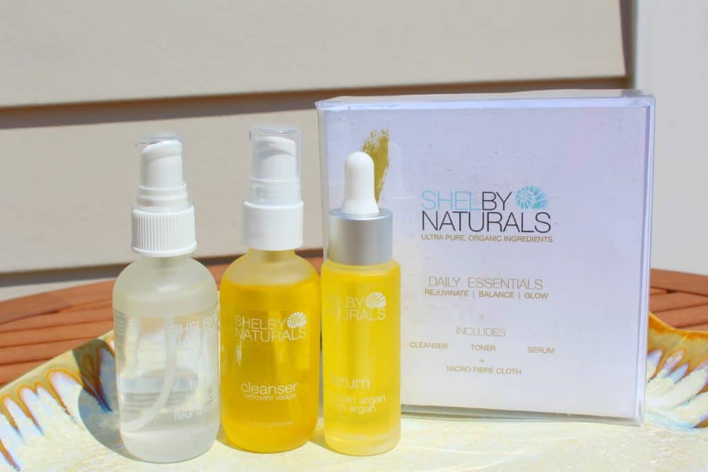natural organic skincare product giveaway