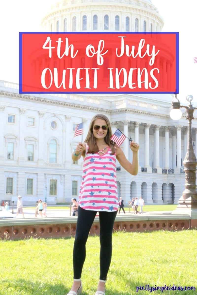 4th of July Outfit Ideas to Celebrate America