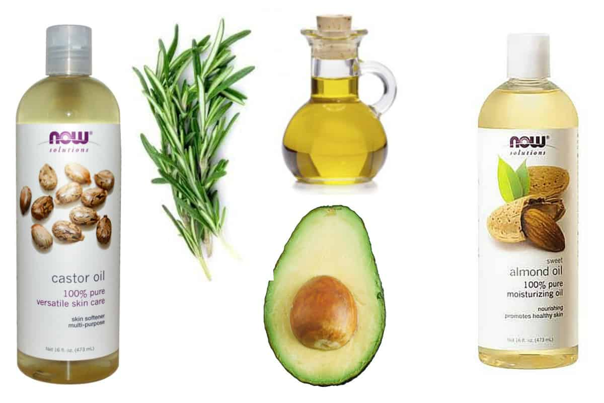 DIY Pre-Shampoo Avocado Hair Mask