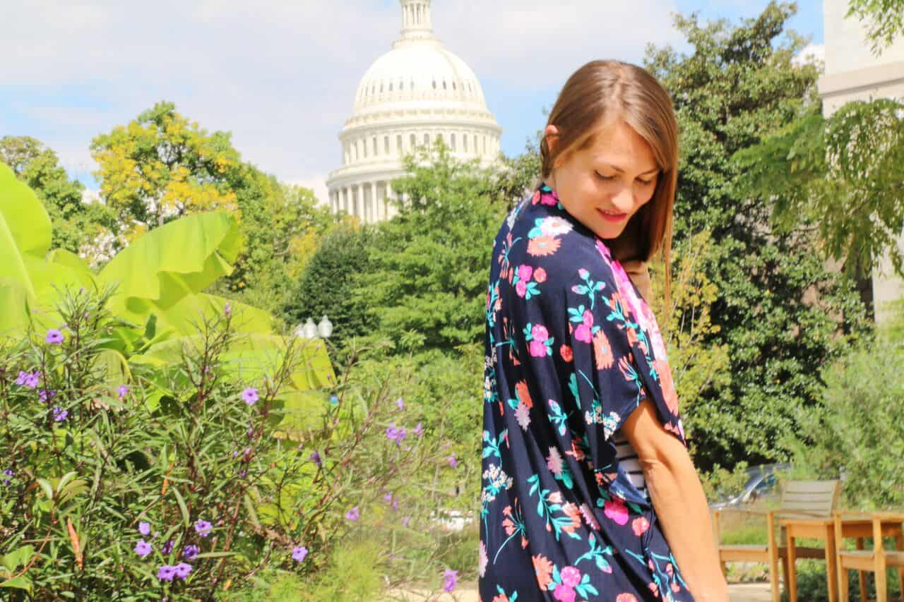 3 Kimono Outfit Ideas for Fall