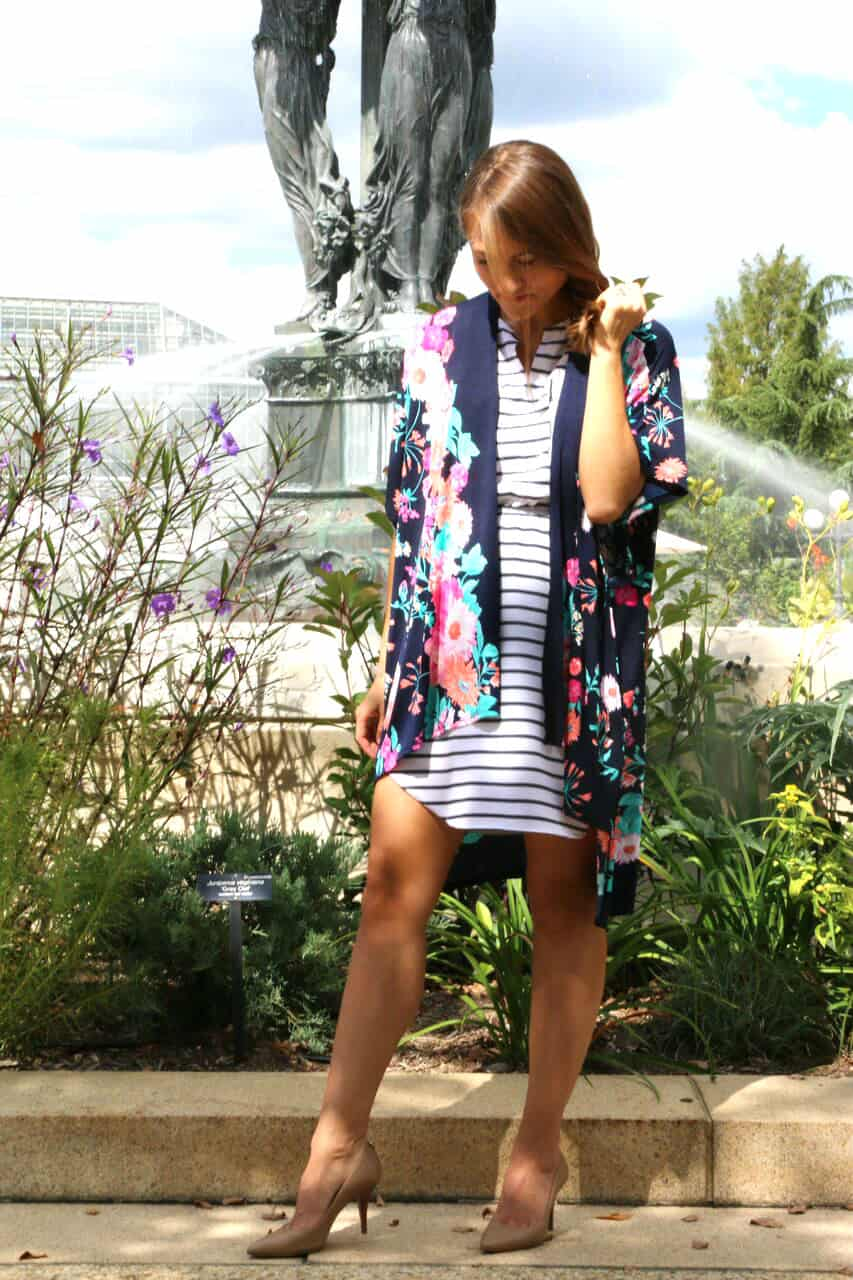 3 Kimono Outfit Ideas for Fall