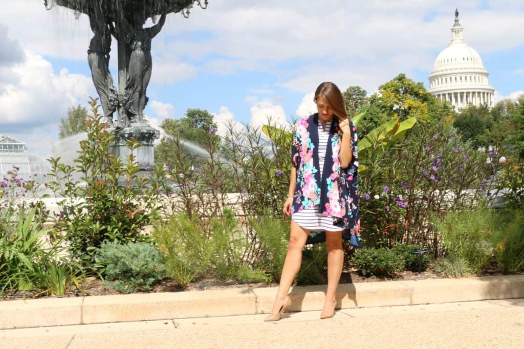 It's a Wrap: 3 Kimono Outfit Ideas for Fall