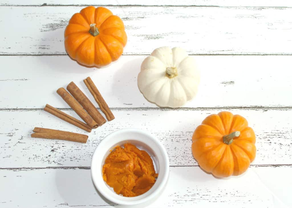 Edible Beauty: DIY Pumpkin Spice Face Mask