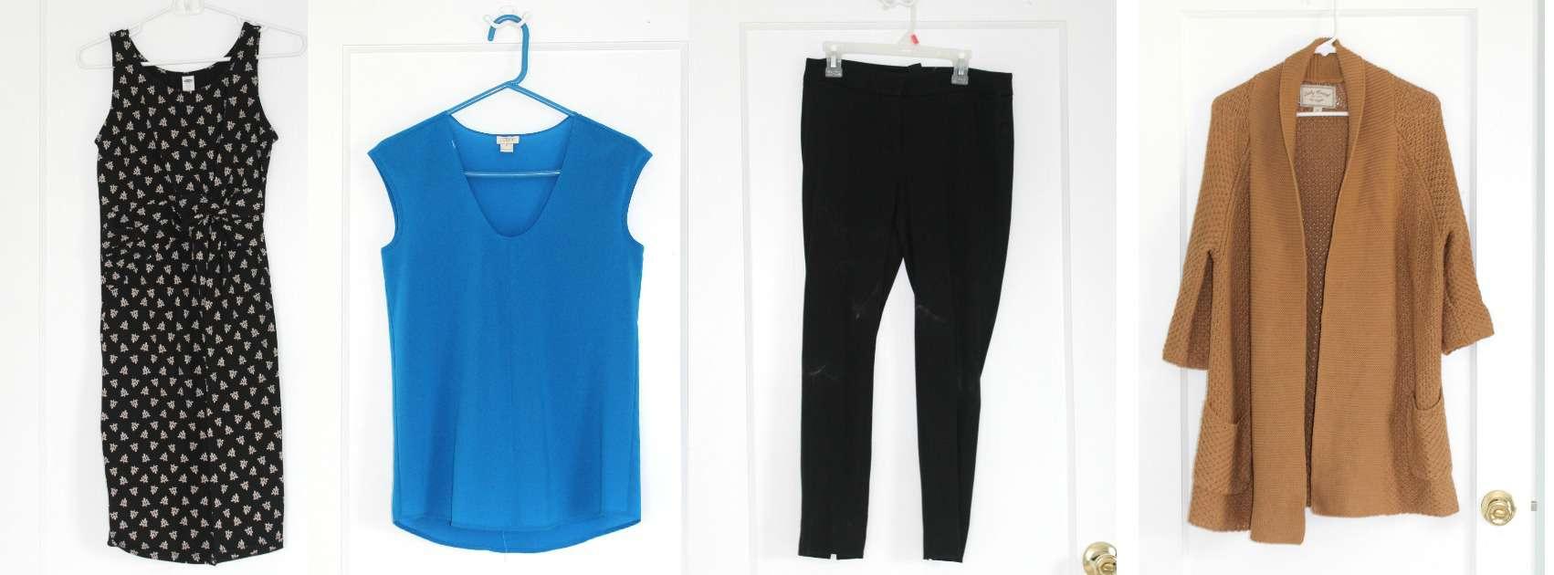 First Capsule Wardrobe Basics
