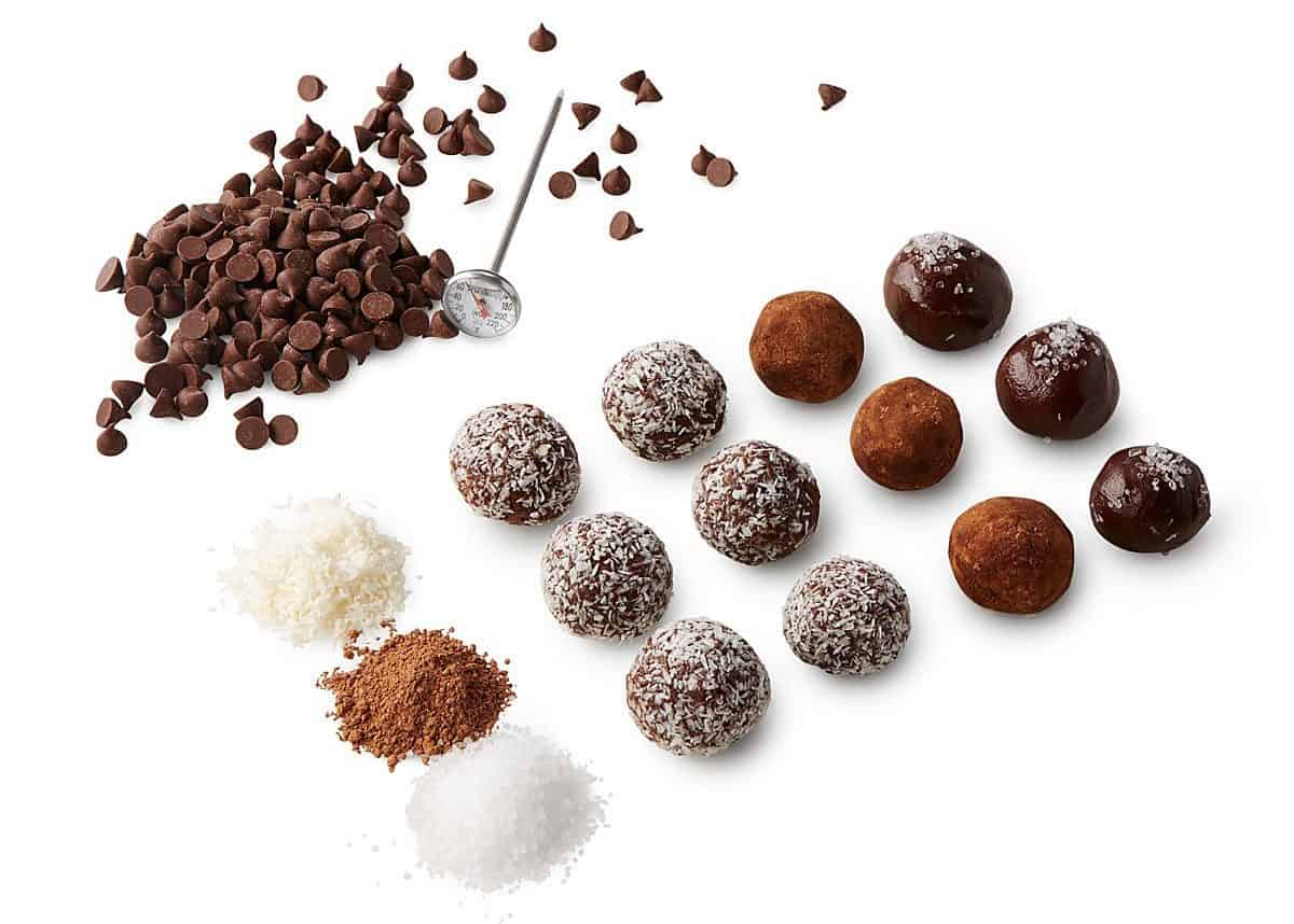 uncommon goods   truffles kit