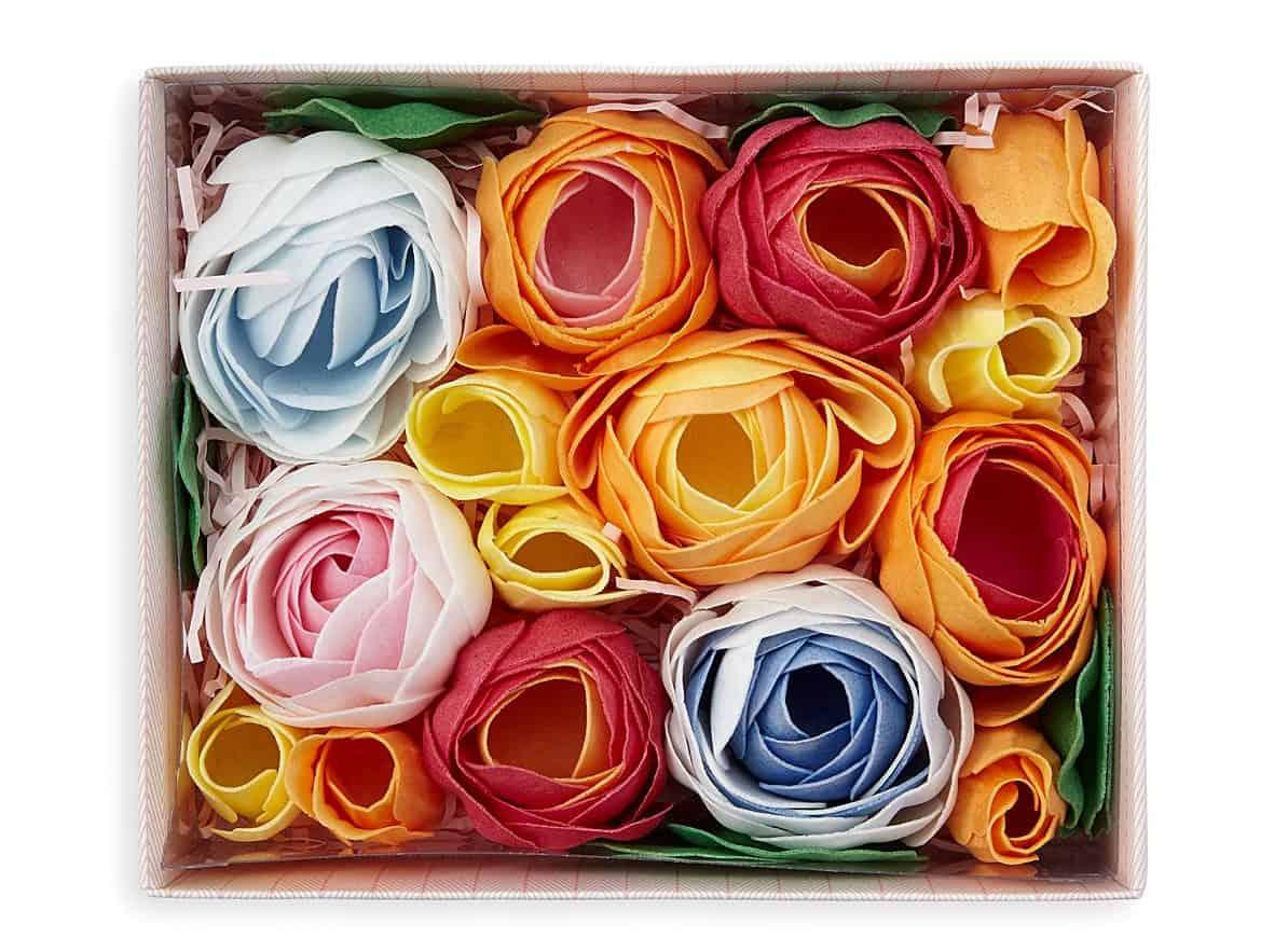 floral bath petals | valentine's day gift