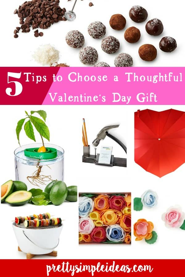 5 Tips to Choose a Thoughtful Valentine's Day Gift