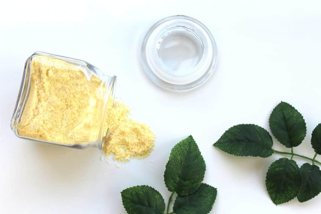 DIY Mustard Bath