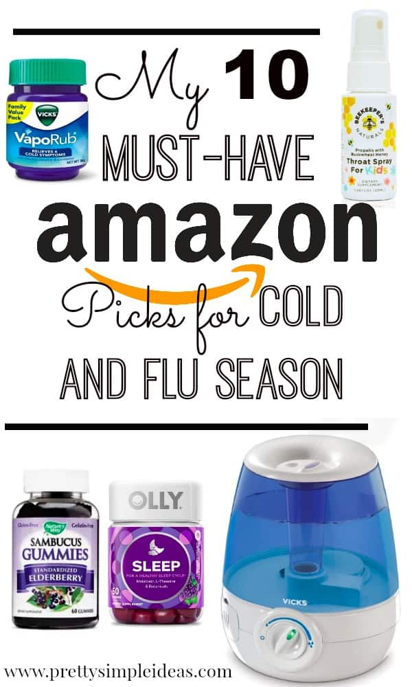 Must-Have Amazon Picks for Cold and Flu Season