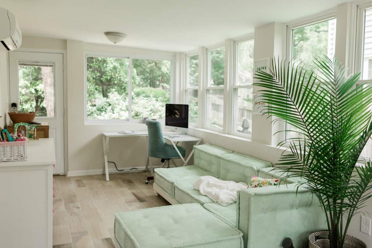 Hosting guests make guests feel welcome make guests feel at home sunroom