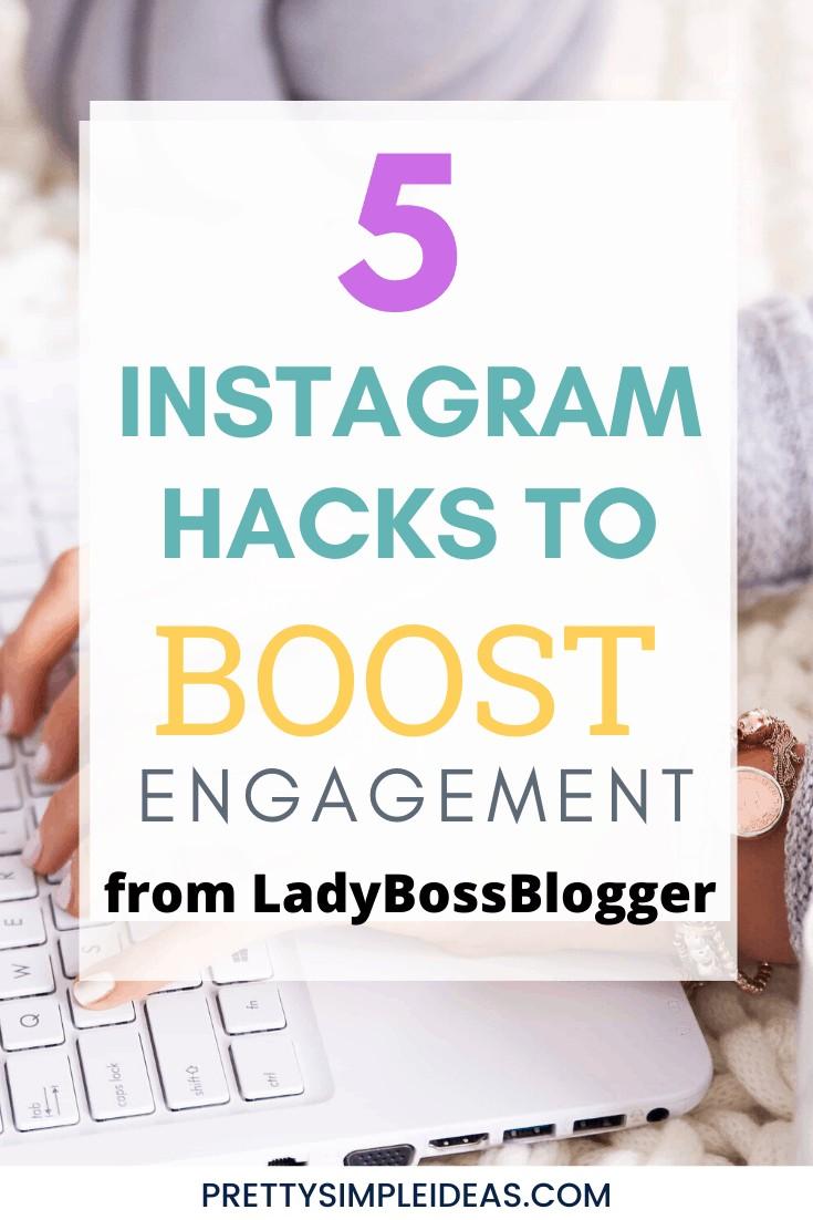 Instagram Hacks and Blogging Tips