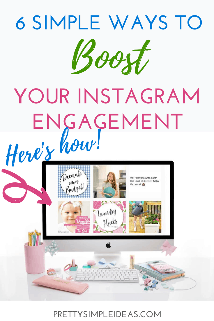 Boost Instagram Engagement today!