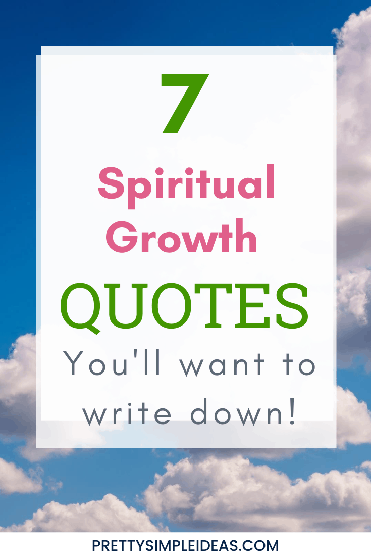 7 Spiritual Growth Quotes _ Christian Quotes _ Spiritual Growth books _ spiritual growth and development